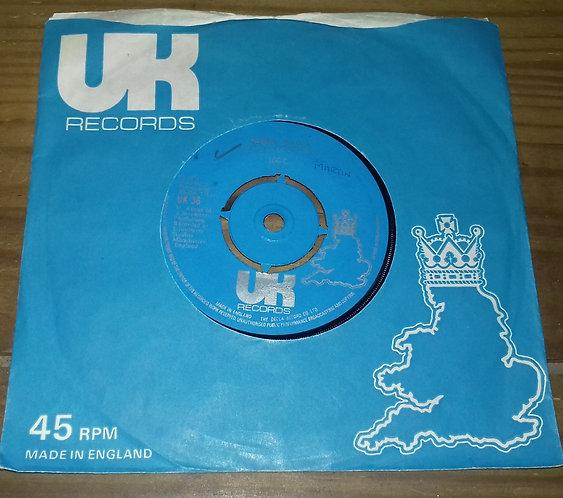 "10C.C.* - Rubber Bullets (7"", Single) (UK Records)"