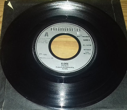 """The Damned - Eloise (7"""", Single, Lar) (MCA Records)"""