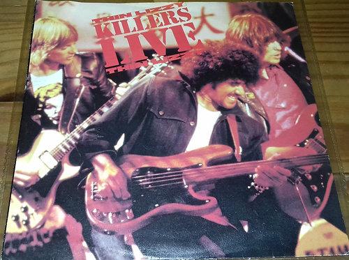 """Thin Lizzy - Killers Live (7"""", EP) (Vertigo)"""