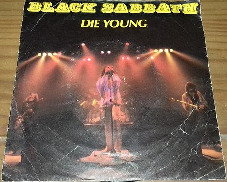 "Black Sabbath - Die Young (7"", Single) (Vertigo)"