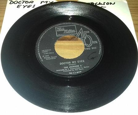 "The Jackson 5 - Doctor My Eyes (7"") (Tamla Motown)"
