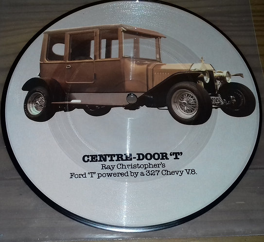 """Everly Bros.* - Bird Dog / Devoted To You (7"""", Single, Pic) (Lightning Records"""