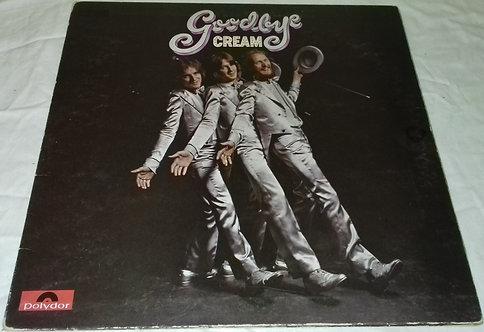 Cream  - Goodbye (LP, Album, Gat) (Polydor, Polydor)