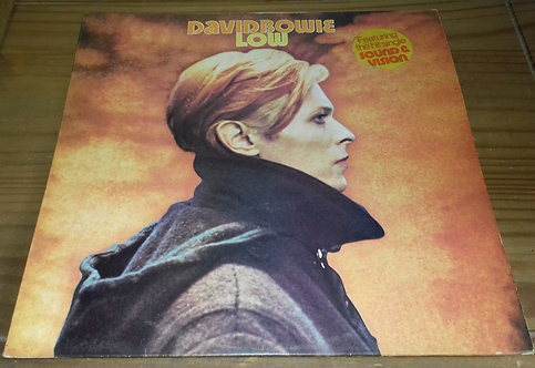 David Bowie - Low (LP, Album) (RCA Victor)
