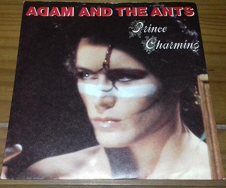 "Adam And The Ants - Prince Charming (7"", Single, Ora) (CBS)"