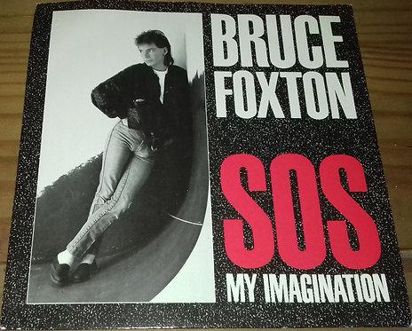 "Bruce Foxton - S.O.S. My Imagination (7"") (Arista)"