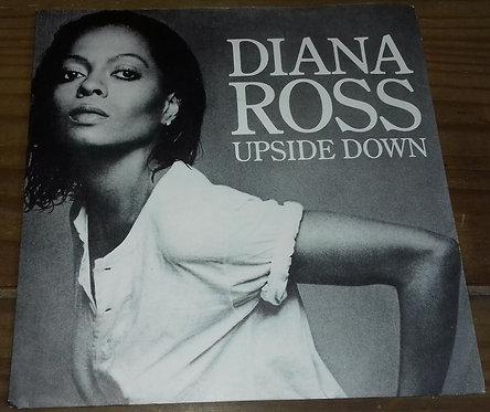 "Diana Ross - Upside Down (7"", Single, Kno) (Motown, Motown)"
