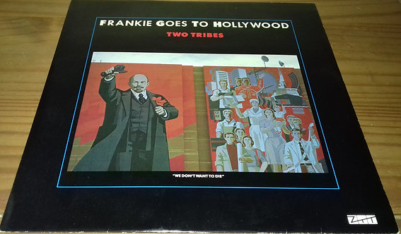 """Frankie Goes To Hollywood - Two Tribes (12"""", Single) (ZTT)"""