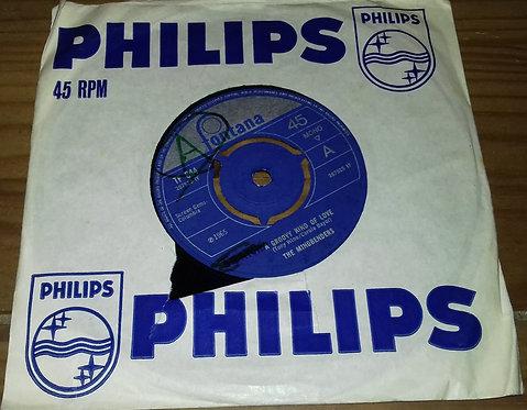 """The Mindbenders - A Groovy Kind Of Love (7"""", Single, Mono, 3-P) (Fontana)"""