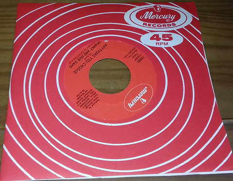 """Spanky And Our Gang* - Anything You Choose (7"""", Single) (Mercury)"""