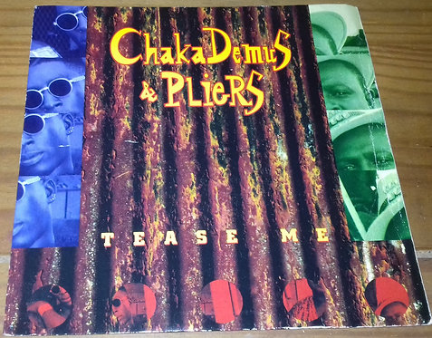 "Chaka Demus & Pliers - Tease Me (7"", Single) (Mango, Mango)"