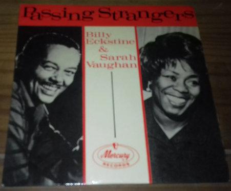 "Billy Eckstine & Sarah Vaughan - Passing Strangers (7"", EP, Mono) (Mercury)"