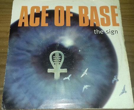 "Ace Of Base - The Sign (7"", Single) (Metronome, Metronome)"
