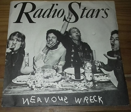 "Radio Stars - Nervous Wreck (7"", Single) (Chiswick Records)"