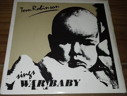 "Tom Robinson - War Baby (7"", Single) (Panic Records (3))"