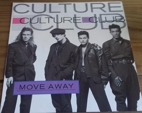 "Culture Club - Move Away (7"", Single) (Virgin)"