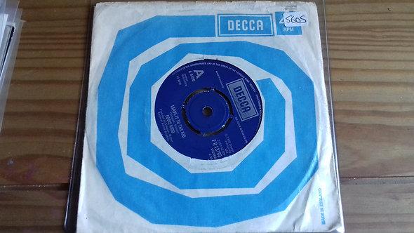 "Eddie Kidd - Leave It To The Kid (7"", Single) (Decca)"