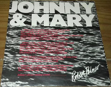 """Robert Palmer - Johnny & Mary (7"""", Single) (Island Records)"""