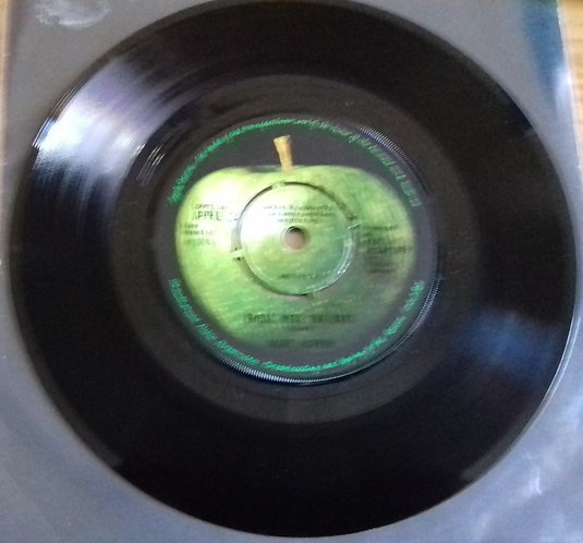 "Mary Hopkin - Those Were The Days (7"", Single, 4-P) (Apple Records)"