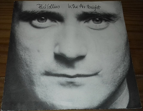 "Phil Collins - In The Air Tonight (7"", Single, CBS) (Virgin)"