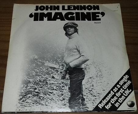 "John Lennon - Imagine (7"", Single) (Apple Records)"