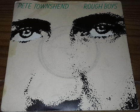 "Pete Townshend - Rough Boys (7"", Single) (ATCO Records, ATCO Records)"