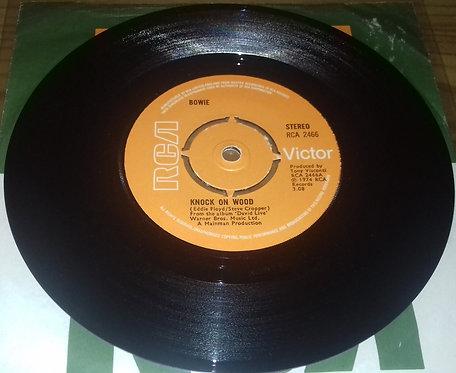 "David Bowie - Knock On Wood (7"", Single, Kno) (RCA Victor)"