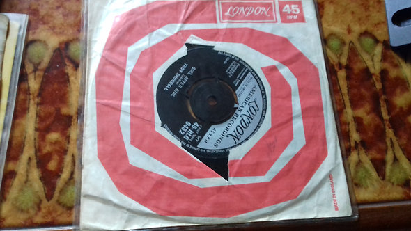 "Troy Shondell - This Time (7"", Single) (London Records, London American Recordin"
