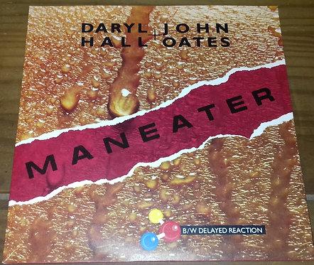 "Daryl Hall + John Oates* - Maneater (7"", Single, Pus) (RCA, RCA)"