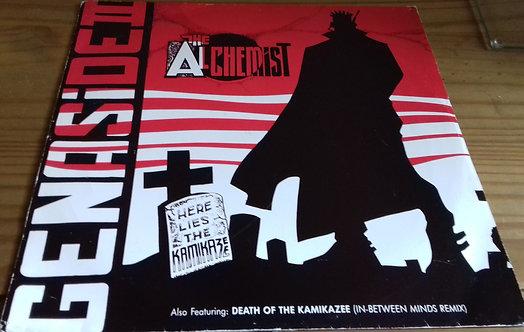 "Genaside II - The Alchemist / Death Of The Kamikazee (12"") (Jumpin' & Pumpin')"