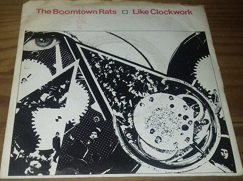 "The Boomtown Rats - Like Clockwork (7"", Single) (Ensign)"