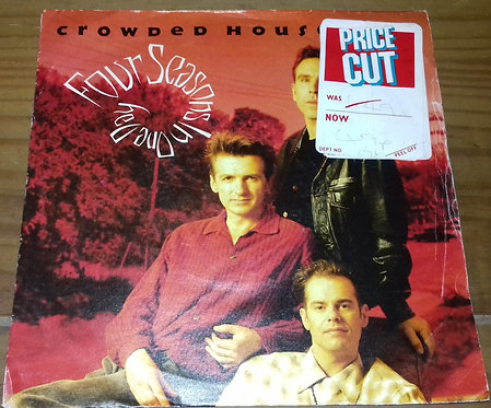 "Crowded House - Four Seasons In One Day (7"", Single) (Capitol Records, Capitol"