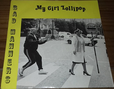 "Bad Manners - My Girl Lollipop (7"", Single, Sol) (Magnet (2))"