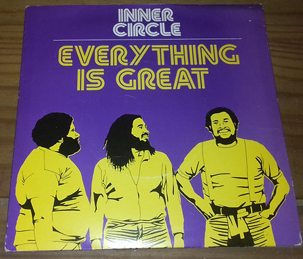 "Inner Circle - Everything Is Great (7"", Single, Pic) (Island Records)"