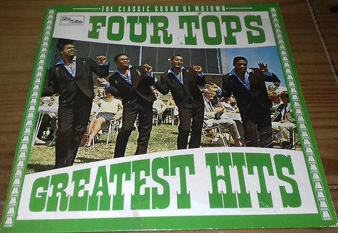 Four Tops - Greatest Hits (LP, Comp) (Tamla Motown)