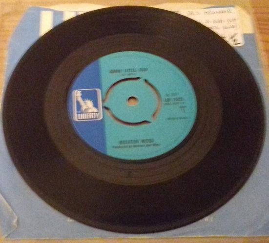 "Brenton Wood - Gimme Little Sign (7"", Single, 3-P) (Liberty)"