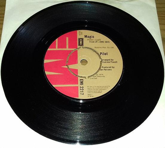 "Pilot - Magic (7"", Single) (EMI)"