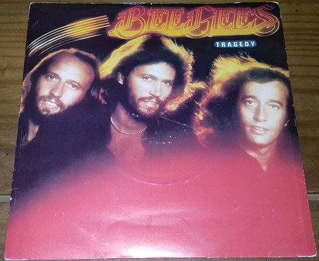 "Bee Gees - Tragedy (7"", Single, Sil) (RSO, RSO)"
