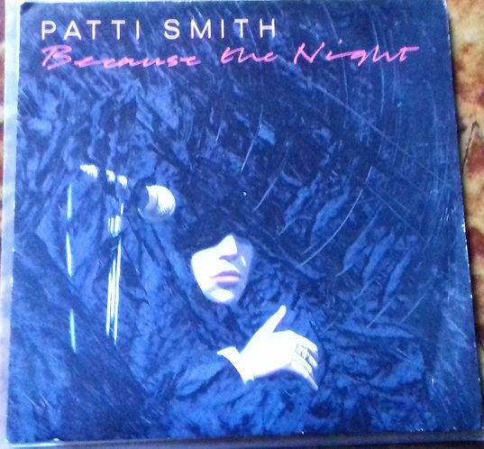 Patti Smith – Because The Night
