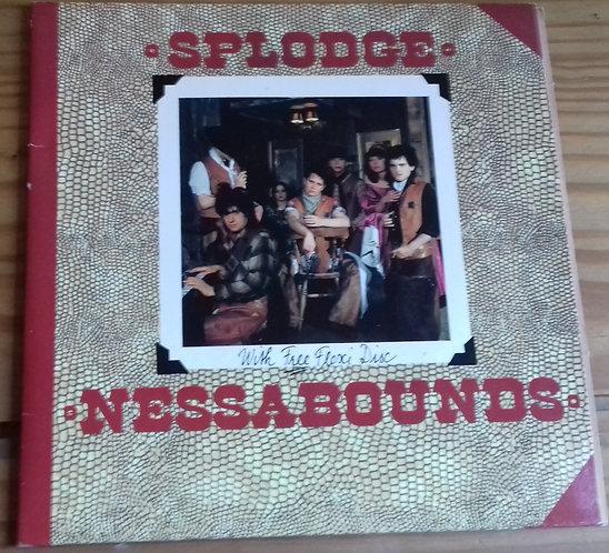 "Splodgenessabounds - Cowpunk Medlum (7"", EP + Flexi, 7"", S/Sided, Single) (Dera"