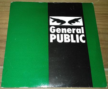 "General Public - General Public (7"", Single) (Virgin)"