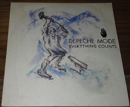 """Depeche Mode - Everything Counts (7"""", Single) (Mute)"""