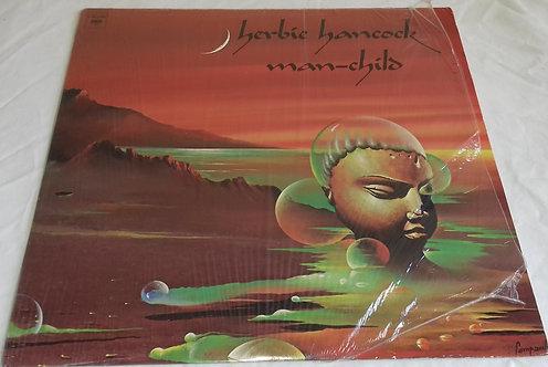 Herbie Hancock - Man-Child (LP, Album, RE) (Columbia)