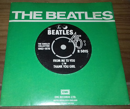 """The Beatles - From Me To You c/w Thank You Girl (7"""", RE) (Parlophone, Apple Reco"""