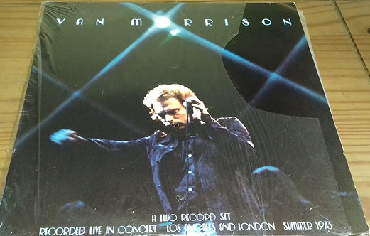Van Morrison - It's Too Late To Stop Now (2xLP, Album, RE) (Warner Bros. Records