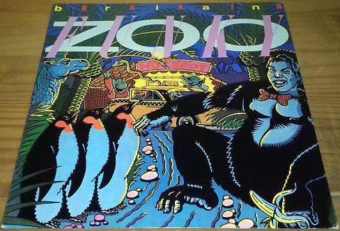 "Brian Brain - Funky Zoo (12"") (Secret Records (8))"