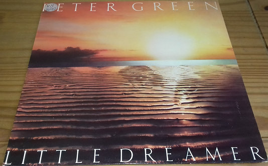 Peter Green  - Little Dreamer (LP, Album) (PVK Records, Creole Records)