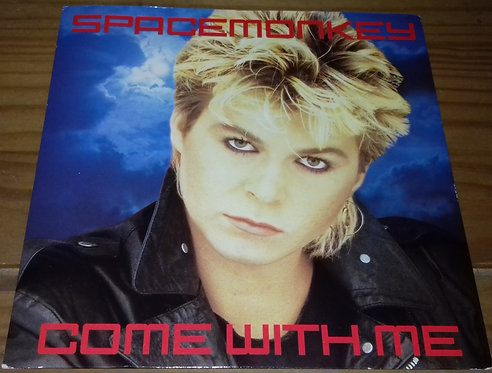 """Spacemonkey* - Come With Me (7"""") (Inner Vision)"""