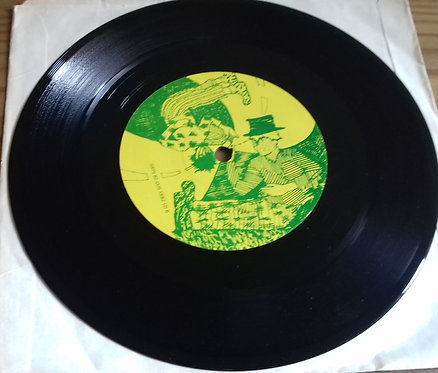 """Sudden Sway - The Traffic Tax Scheme (7"""") (Chant Records)"""