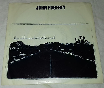 """John Fogerty - The Old Man Down The Road (7"""", Single, Spe) (Warner Bros. Records"""